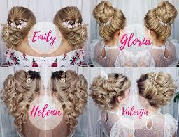 Fryzury Slubne Krok Po Kroku I Konkurs Hair By Jul Fryzury