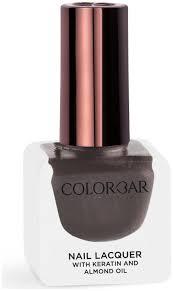 colorbar nail lacquer brown 12ml