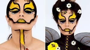 bee makeup ideas saubhaya makeup