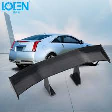 1pc Car Tail Mini Wing Sticker Decal Cool Car Styling Carbon Mini Auto Fibe Spoiler Wing Roof Decoration For Bmw Vw Audi Audi Spoilers Wings Aliexpress