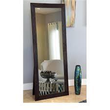 freestanding cheval floor mirror