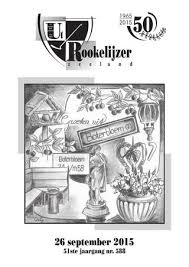 September 2015 By Ut Rookelijzer Issuu