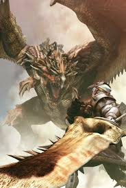 monster hunter rathalos 1592x2369