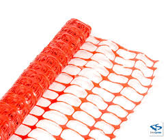 Orange Plastic Safety Fence Temporary Construction Fence 4 X 100