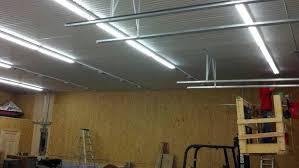 corrugated metal garage ceiling