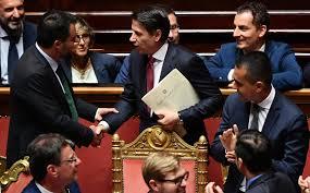 Governo, Salvini replica a Conte: ultime notizie sulla crisi in ...