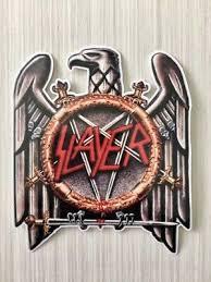Slayer Eagle Logo Laptop Window Car Bumper Vinyl Sticker Decal Ebay