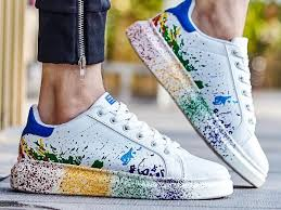 best paint for shoes savvy about shoes