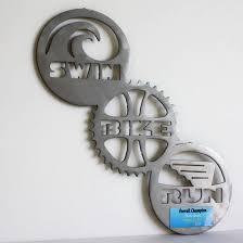 Triathlon Wall Art Triathlon Ironman Triathlon Tattoo Triathlon Gift