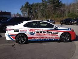 Best Vehicle Wraps New Hampshire Commercial Fleet Graphics