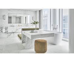 Self-care days are the best days 🧖🏼♀️💆🏼♀️ | White Byron stone for the  floor, walls and furnitures. . . . ▪️Stone … | Four seasons surf club, Edm,  Stone design