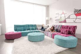 mah jong style modular sofa montreal