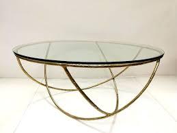 original design coffee table glass
