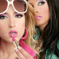 fashion barbie doll style s pink