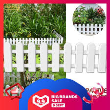 Ism Hot Sale Christmas Tree Fence Plastic Fence Christmas Decorative Fence 50 13cm White Hotel Festive Supplies Gardening Countryside Party Accessories Flower Pots Diy Lazada Ph