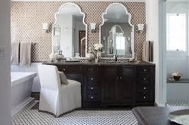 moroccan bathrooms with a modern flair