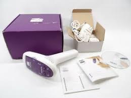 laser hair removal device original box