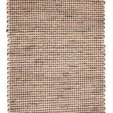 deep grey woven iris jute rug temple