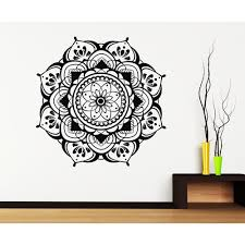 Shop Bohemian Mandala Wall Decal Overstock 31647565