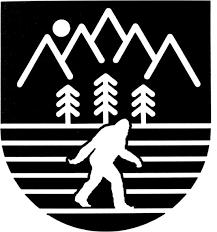 Stickers Northwest Bigfoot Mountains Sticker Rei Co Op
