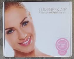 luminess air stream airbrush makeup