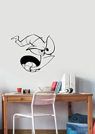 Amazon Com Earthworm Jim Wall Decal Video Game Character Removable Vinyl Sticker Cartoon Art 90s Retro Gaming Decorations For Home Kids Boys Room Decor Ejm1 Home Kitchen