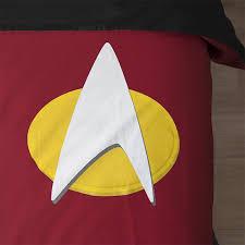 star trek the next generation bedding