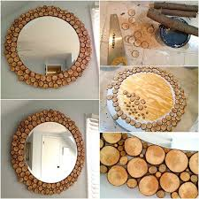 17 impressive diy decorative mirrors