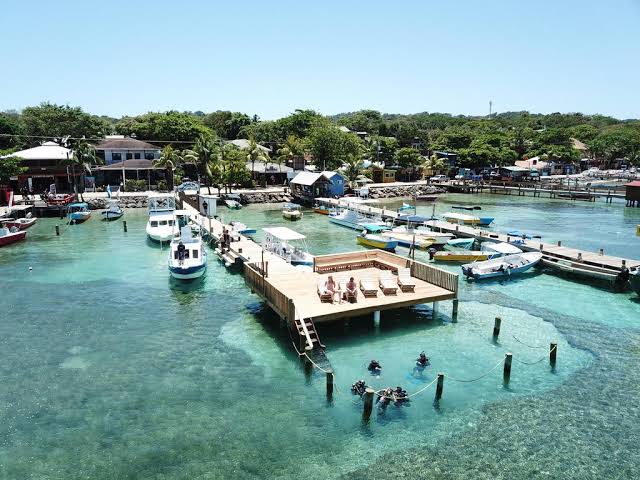 roatan dive resorts, roatan resorts