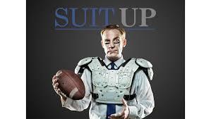 Suit Up - Christopher Leone