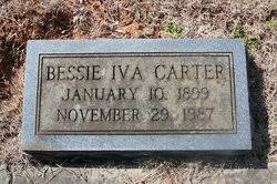 Bessie Iva Carter (1899-1987) - Find A Grave Memorial