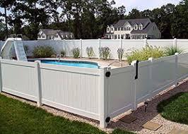 Rainier Vinyl Privacy Fence Heavy Duty Privacy Fence Fast Shipping