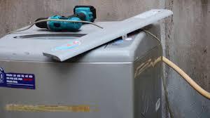 repairs washing machine (sửa máy giặt sanyo báo lỗi U4) (SỬA MÁY GIẶT QUẬN  THỦ ĐỨC) 0984567565 - YouTube