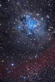 Resultado de imagen de Imagen de NGC 7129