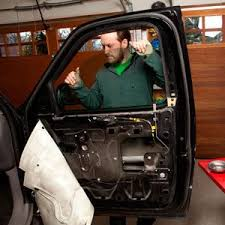 how to replace a car window