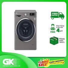 Máy Giặt LG 9.0KG FC1409S2E, Giá tháng 9/2020