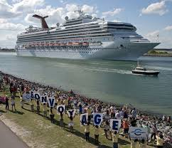 port canaveral breaks their all time