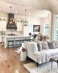 modern farmhouse interiors