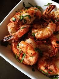 salt and pepper garlic prawns recipe