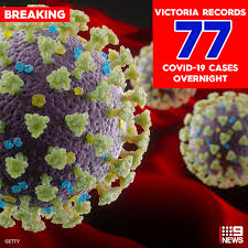 BREAKING: Victoria has recorded 77 new ...