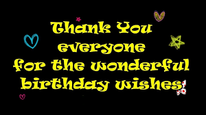 Best Reply To Birthday Wishes Awesome Way To Thanks Someone The Birthday Wishes