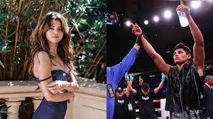 La joven promesa del boxeo, Ryan García pide una cita a Selena Gómez -  AS.com