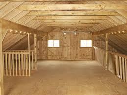 barn loft construction building