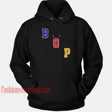 bop print hoo uni clothing