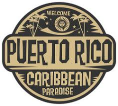 Puerto Rico Car Stickers And Decals