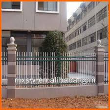 Modern Fancy Wrought Iron Rail Fence Gate Global Sources