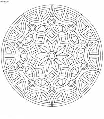 Kleurplaat Mandala De Mooiste Kleurplaten Milito Nl