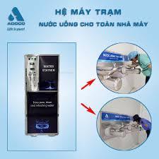 Dịch vụ cho thuê máy lọc nước Adoco