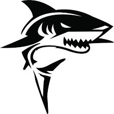 Cheap Dangerous Shark Wall Decals Shark Wall Stickers