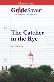 the catcher in the rye characters gradesaver